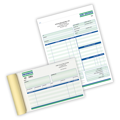 Custom Invoice Forms