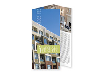 Tri-Fold Brochures 11 x 8.5