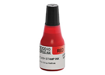 2000 Plus® HD Refill Ink Red