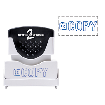 Accu Stamp® 2 One Color Stock Stamps Copy