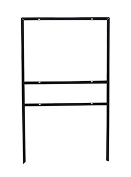 """Angle-Iron Frame Only (no insert) - 18"""" x 24"""""""