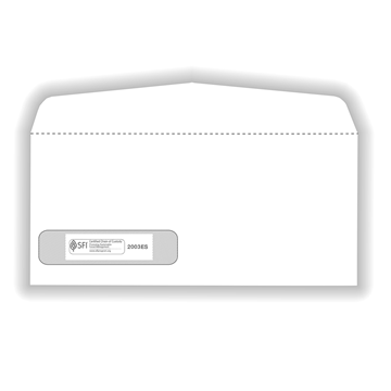 ComplyRight™ ADA Self Seal Envelope for (2002/2004/2006 Version), Healthcare Forms and Envelopes, Box of 500