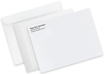 "10"" x 13"" Mailing Envelope - Spot Color"